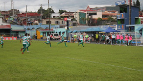 Limón FC despertó y ganó sus primeros tres puntos del campeonato.