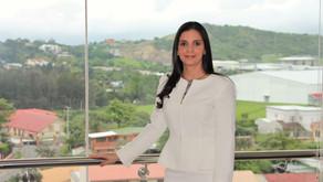 Andrea Centeno fue nombrada nueva presidenta ejecutiva de Japdeva.
