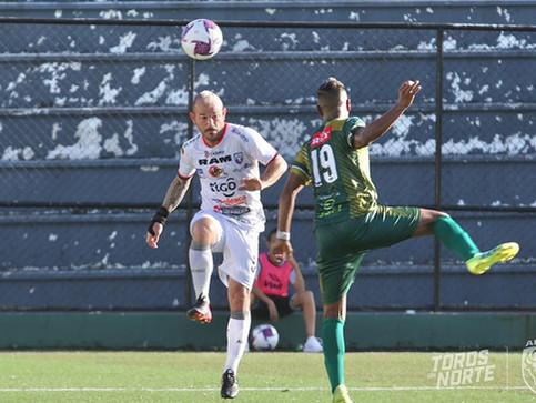 Limón FC acumula su segunda derrota consecutiva