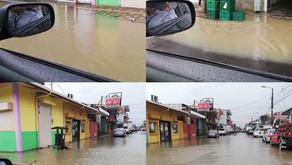 Lluvias en Limón se mantendrán este martes.