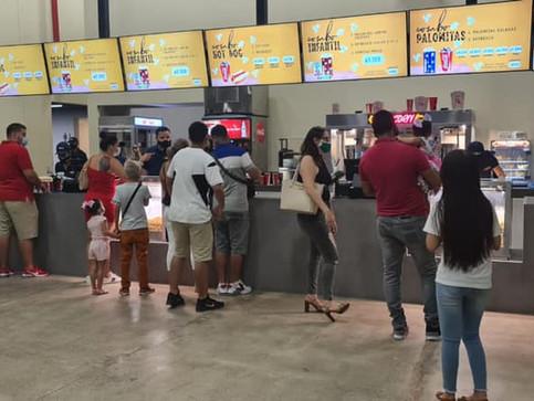 ¡El cine volvió a Limón! Plaza Moín estrenó cuatro modernas salas de cine