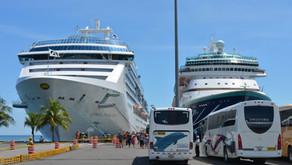 Inicia la temporada de cruceros en Limón.