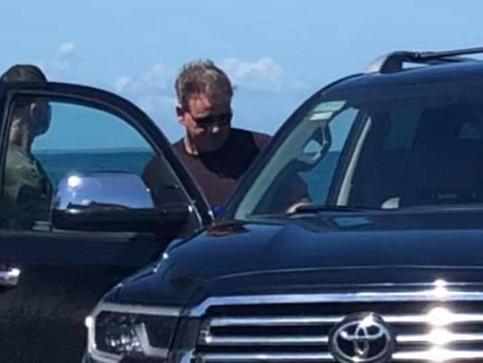 ¿Qué comió Gordon Ramsay en su visita a una soda en Puerto Viejo?
