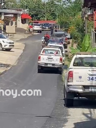 Balacera deja 3 fallecidos y un herido en Limón