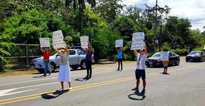 Vecinos del Caribe Sur ruegan a turistas dejar los paseos a la región para después