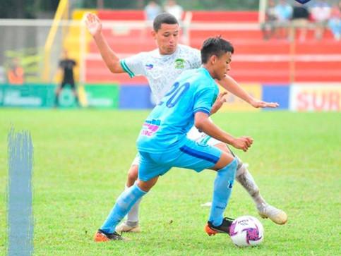 La U Universitarios recortó a 2 puntos diferencia con Limón FC