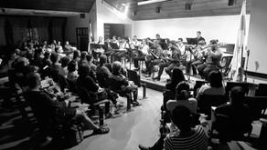 Banda de conciertos dará recital sobre clásicos del cine.