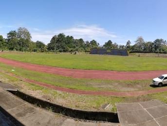 Ministro del Deporte promete iniciar este año obras de rehabilitación del Estadio Nuevo de Limón