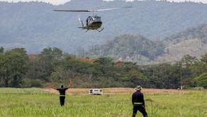 CNE llevó ayuda humanitaria a comunidades indígenas de Talamanca