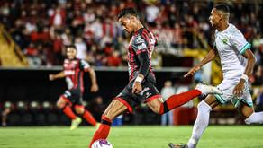 Limón FC salió goleado de su debut en el clausura