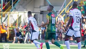 Limón FC vuelve a puntuar de visita tras cuatro meses de sequía