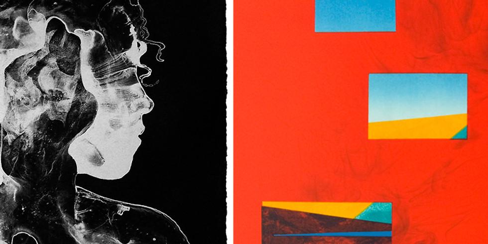 Scalehouse Voices Presents Former Master Print Maker Frank Janzen & Featured Artist Samantha Wall