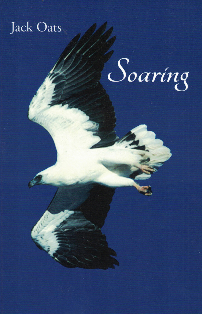 "TONIGHT! ""Soaring"" Poetry; reading, writing and the joy of words, with Jack Oats. The Boat"