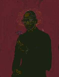 Fragile Black Man