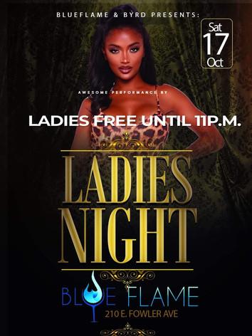 Ladies Night at Blue Flame