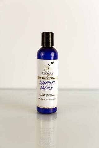 Danae Organics - White Musk Hair And Beard Cream