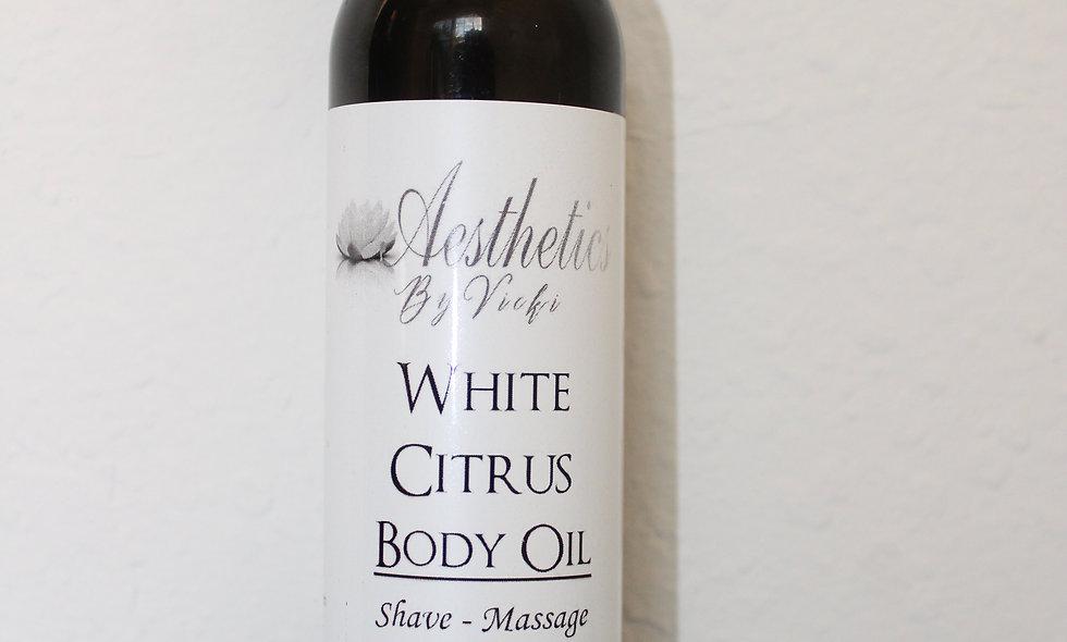 White Citrus (Body Oil)
