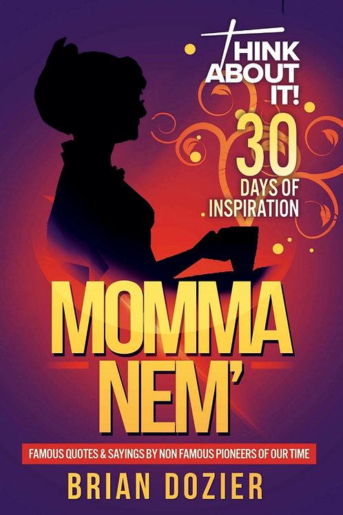 Momma Nem' (Book)