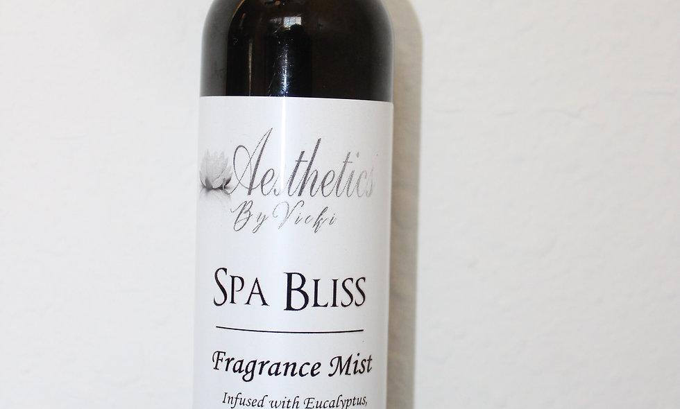 Spa Bliss Fragrance Mist
