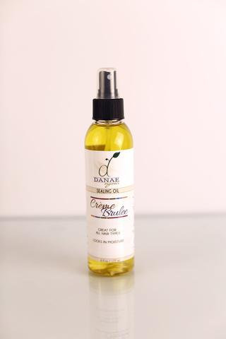 Danae Organics - Creme Brulee Sealing Oil