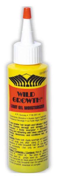 Wild Growth Light Oil Moisturizer