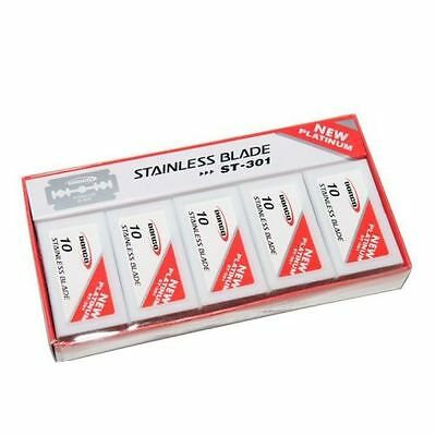 Dorco ST 301 Stainless Blade Double-Edge