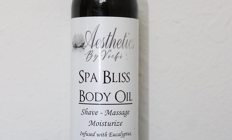 Spa Bliss (Body Oil)