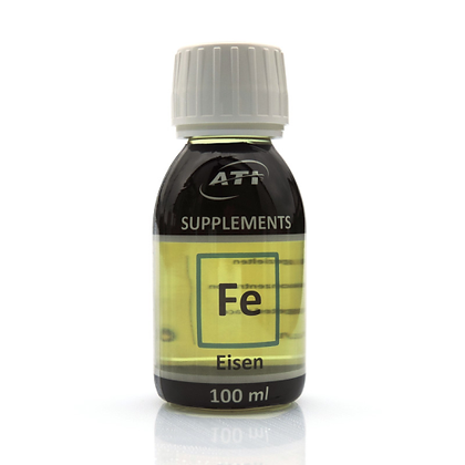 ATI Iron (Eisen) Supplements (100ml)