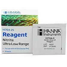 HI-764-25 Reagents for HI-764 Nitrite Marine ULR Pocket Checker