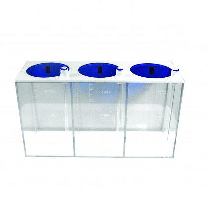 TMC Easi Dose Container 4.5l (3 x 1.5l)