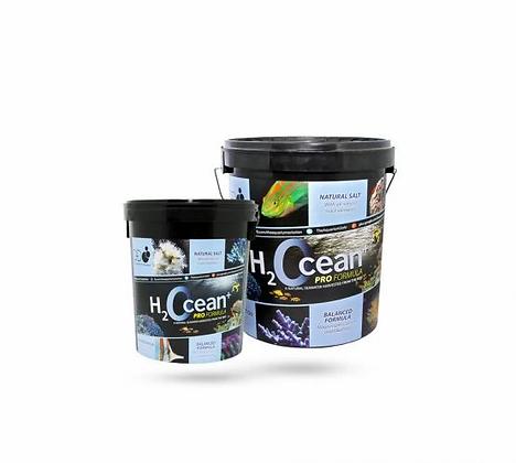 H2Ocean Pro+ Natural Reef Salt 23kg