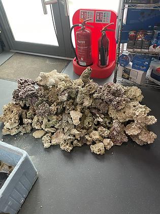 Dry rock WYSIWYG