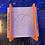 Thumbnail: Max spect bio block holder - ORANGE