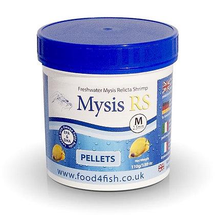 Mysis RS Pellet Fish Food 110g