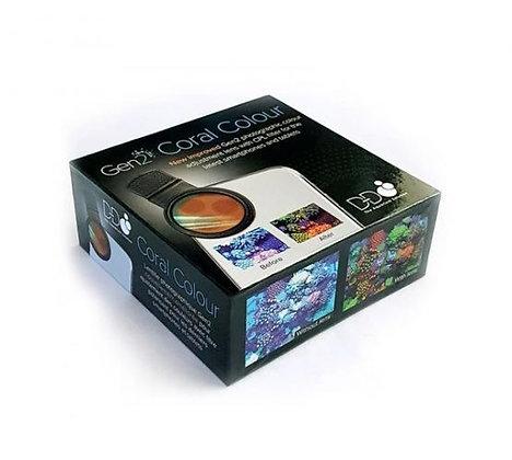 D-D Coral Colour Lens (Gen 2)