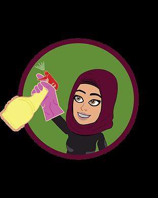 Speedy Gonzalez Cleaning Services Logo