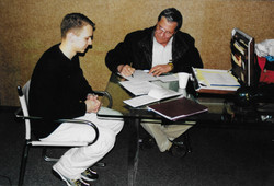 Private Pilot with examiner Whit Ballantine