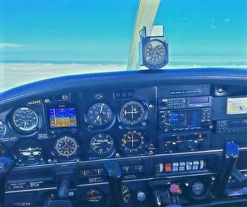 Piper Warrior II Panel