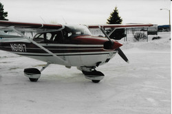 Private Pilot Checkride N61817 at TVC.jp