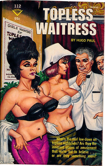 Topless Waitress (First Edition)