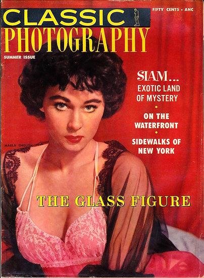 Classic Photography (vintage photography magazine, Summer 1957)