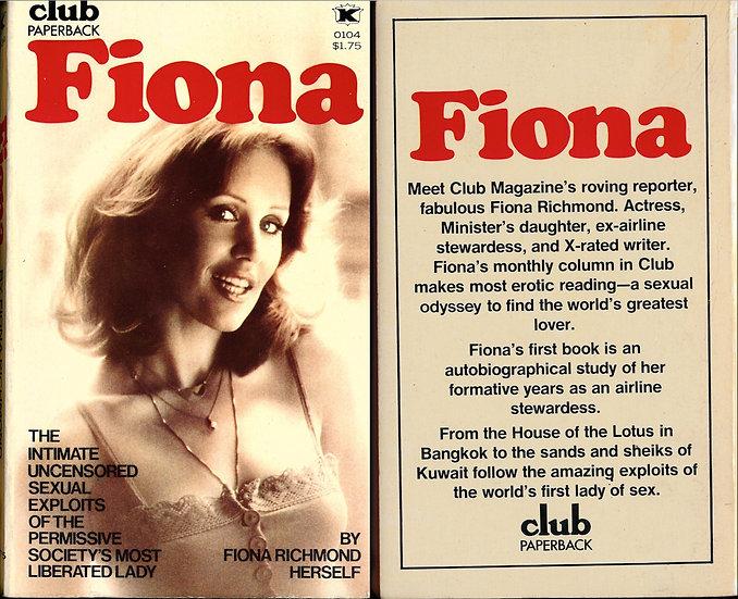 Fiona (vintage adult paperback, 1976)