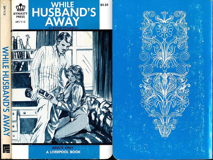 While Husband's Away (vintage adult paperback)