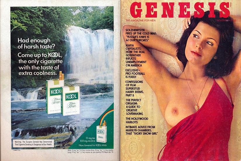 Genesis (Vintage adult magazine, 1975)