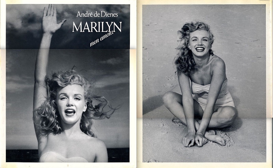 Marilyn mon amour (Softcover edition)