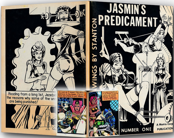 Jasmin's Predicament (First Edition, 1962)
