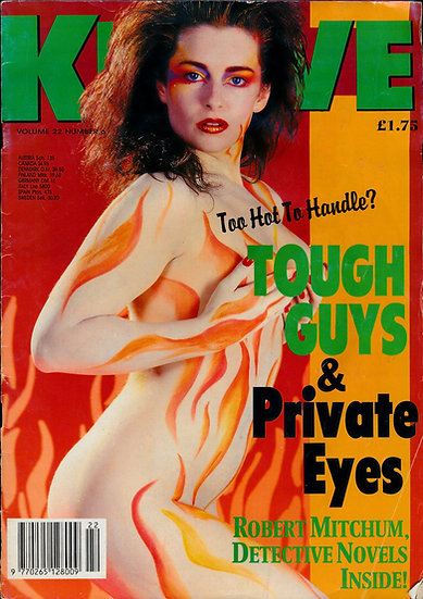 Knave (Vintage British adult magazine, 1990)