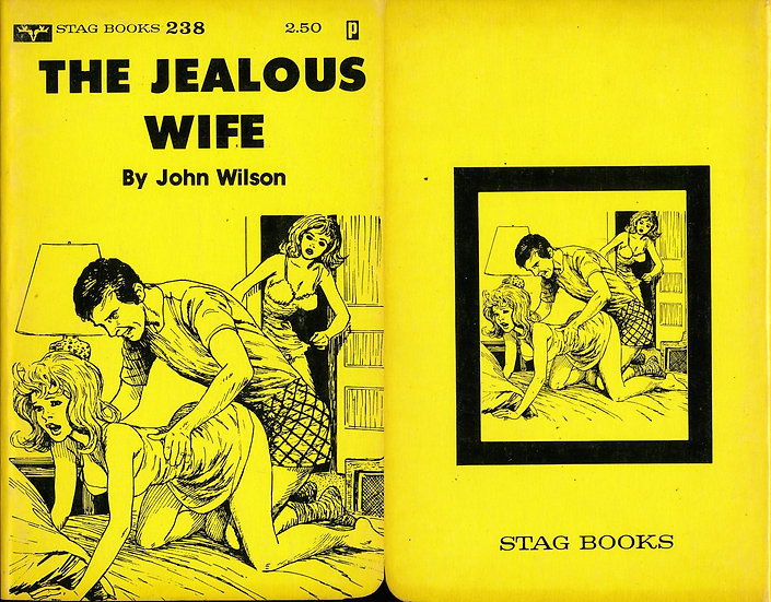 The Jealous Wife (Vintage adult paperback)