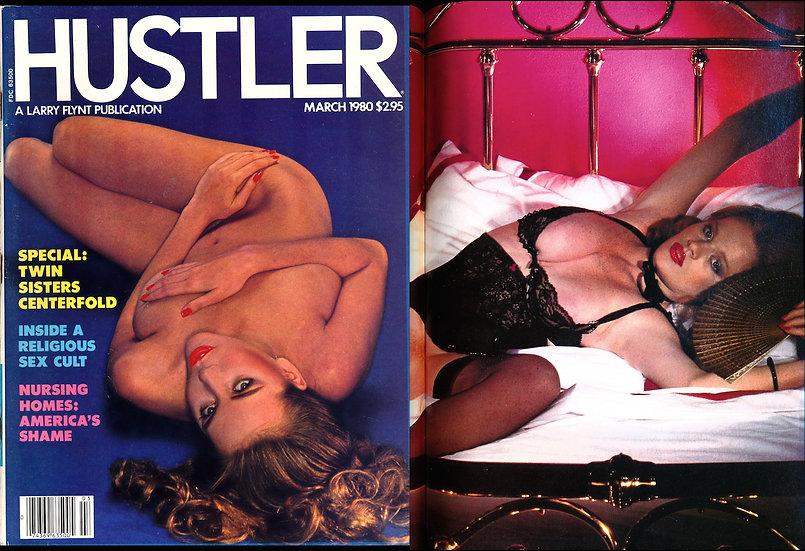 Hustler (Vintage adult magazine, 1980)