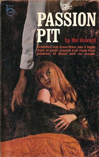 The Passion Pit (First Edition, Michelle Angelo cover model)